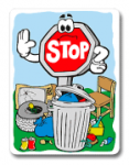 Stop den Müll